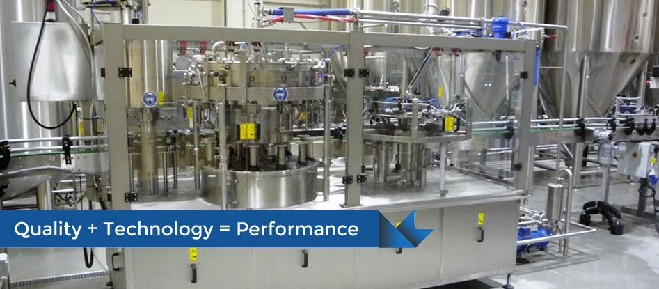 Quality + Technology = Performance