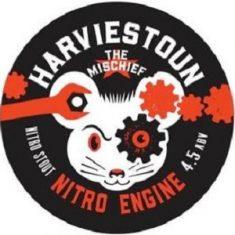 Harviestoun Brewery win Bronze with Mischief Nitro Engine